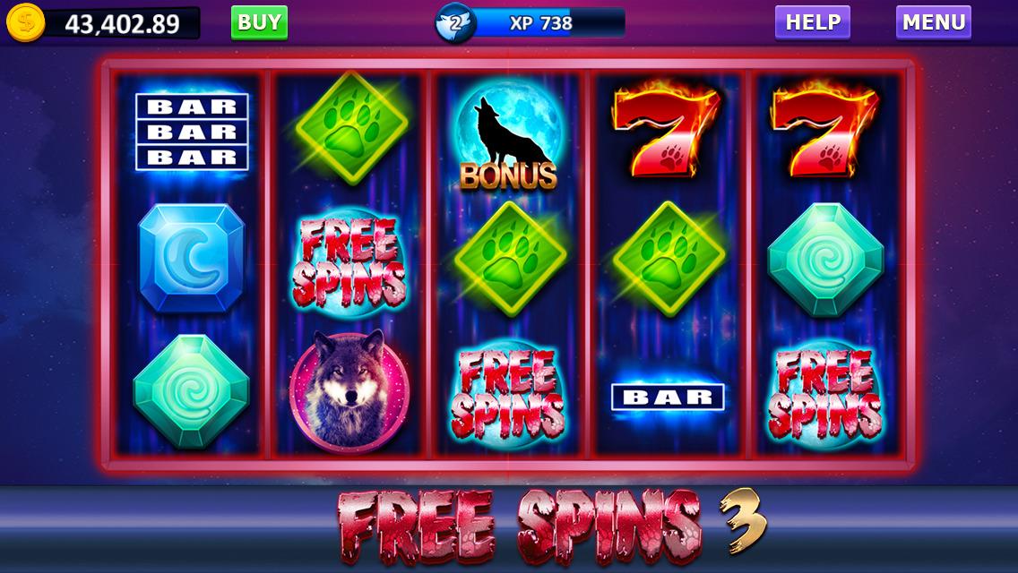 Best free spins slots