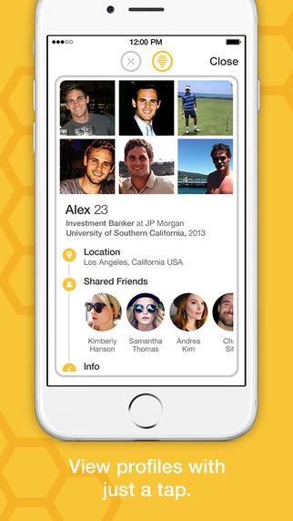 Bumble dating app california