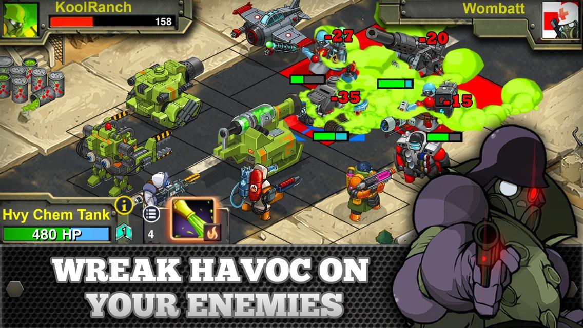 Battle Nations screenshot-0