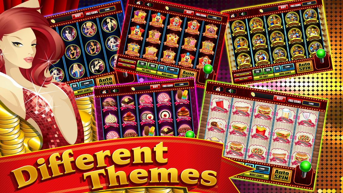 Adult Slot Games