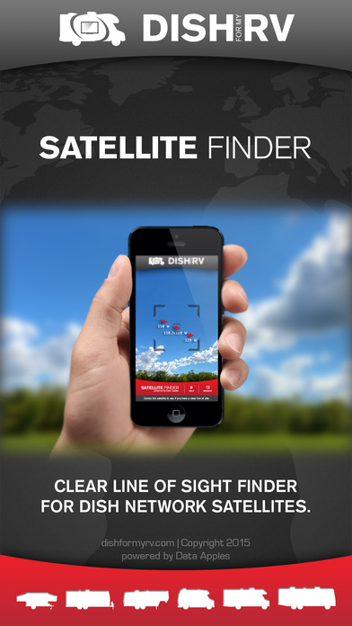 Dish Network For Rv >> Dish For My Rv Satellite Finder on the App Store