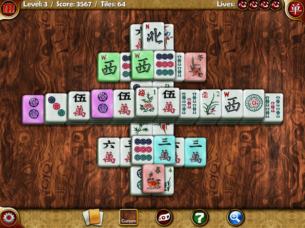 Random Factor Mahjong iPad/iPhone - Touch Arcade