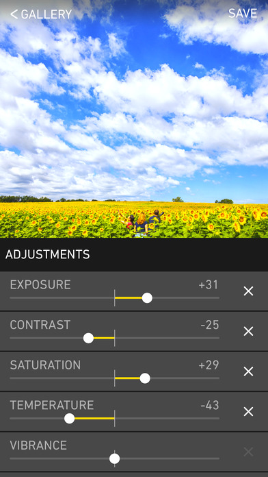 Top Camera 2 - HDR, Slow Shutter, Night and more - Photo Video Editor and Filters Screenshot