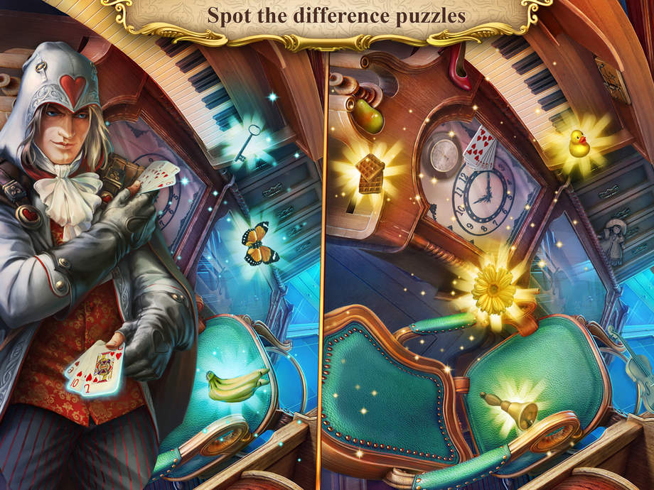 Mirrors of Albion - The most played Hidden Object game in store! - iOS