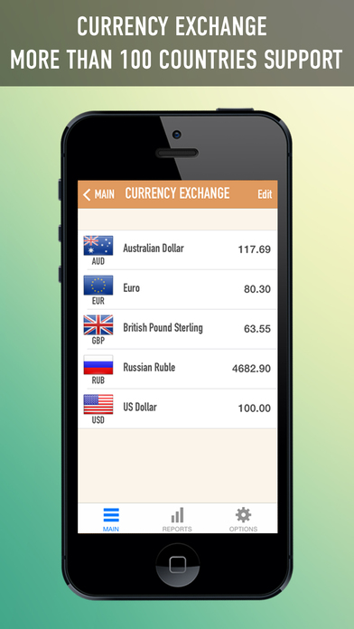 Finance+: Budget, Currency Converter and Notes Screenshot