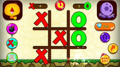 My Pet Tic Tac Toe Screenshot on iOS