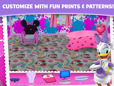 Minnie's Home Makeover-ipad-1