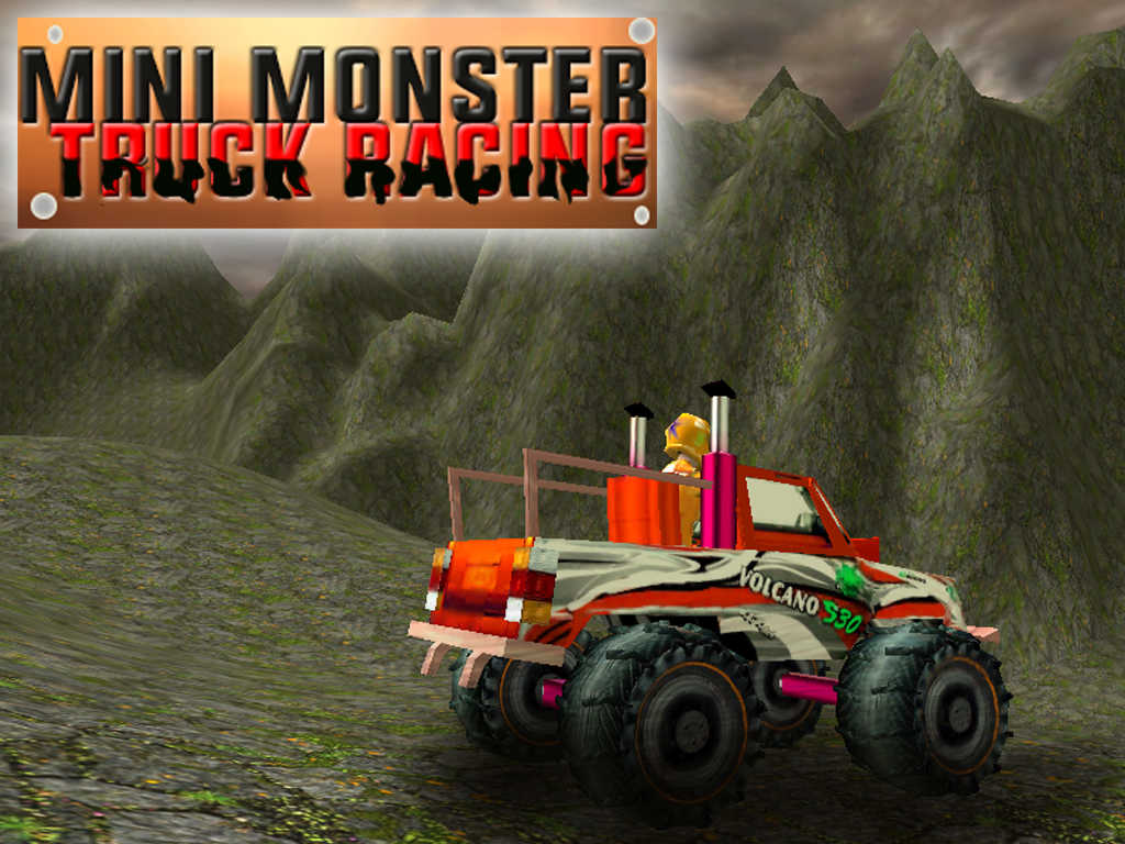 app shopper mini monster truck racing games. Black Bedroom Furniture Sets. Home Design Ideas