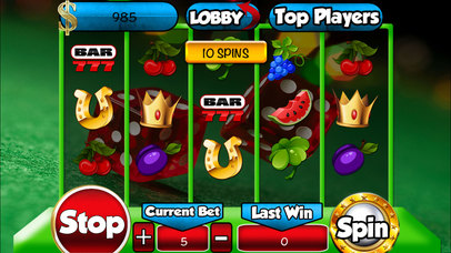 Always Super Slots Screenshot on iOS