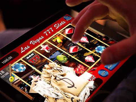 `` A Abbies Las Vegas 777  Revolution Slots Machine-ipad-0