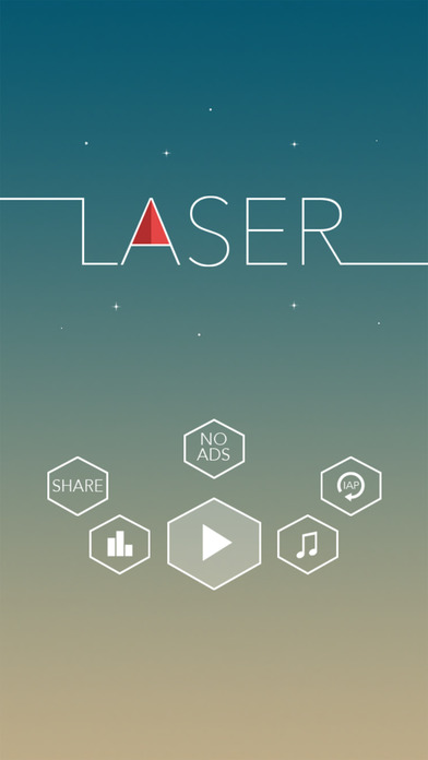 LASER! - Endless Laser Dodging Action Screenshot