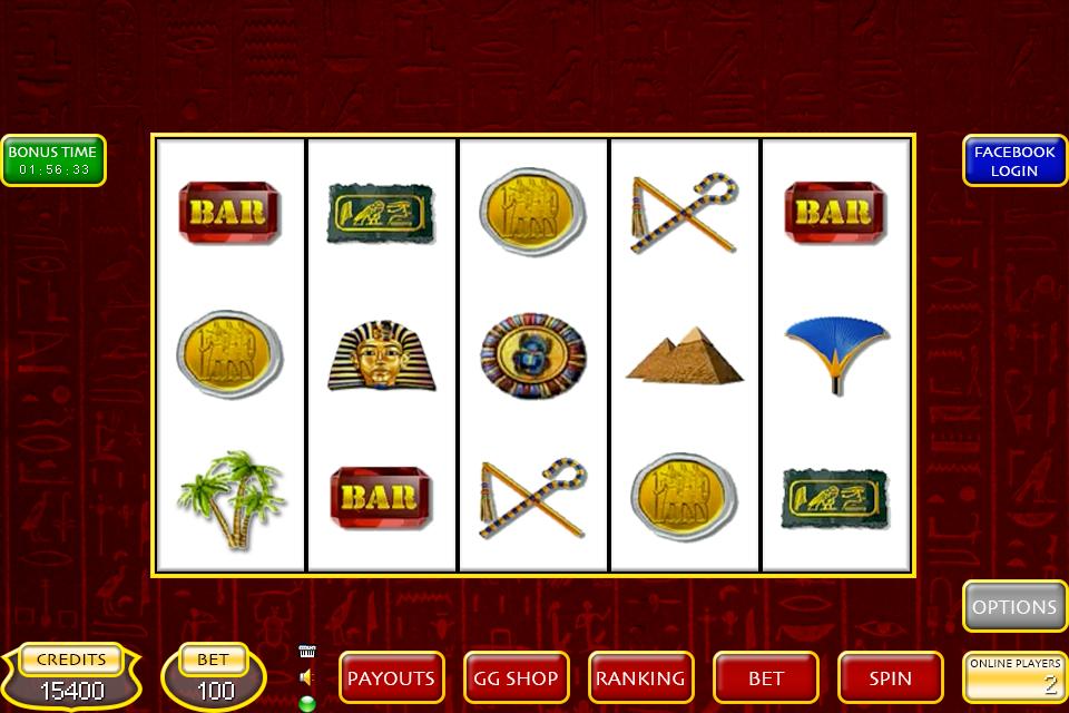 Bug slot machine sphinx