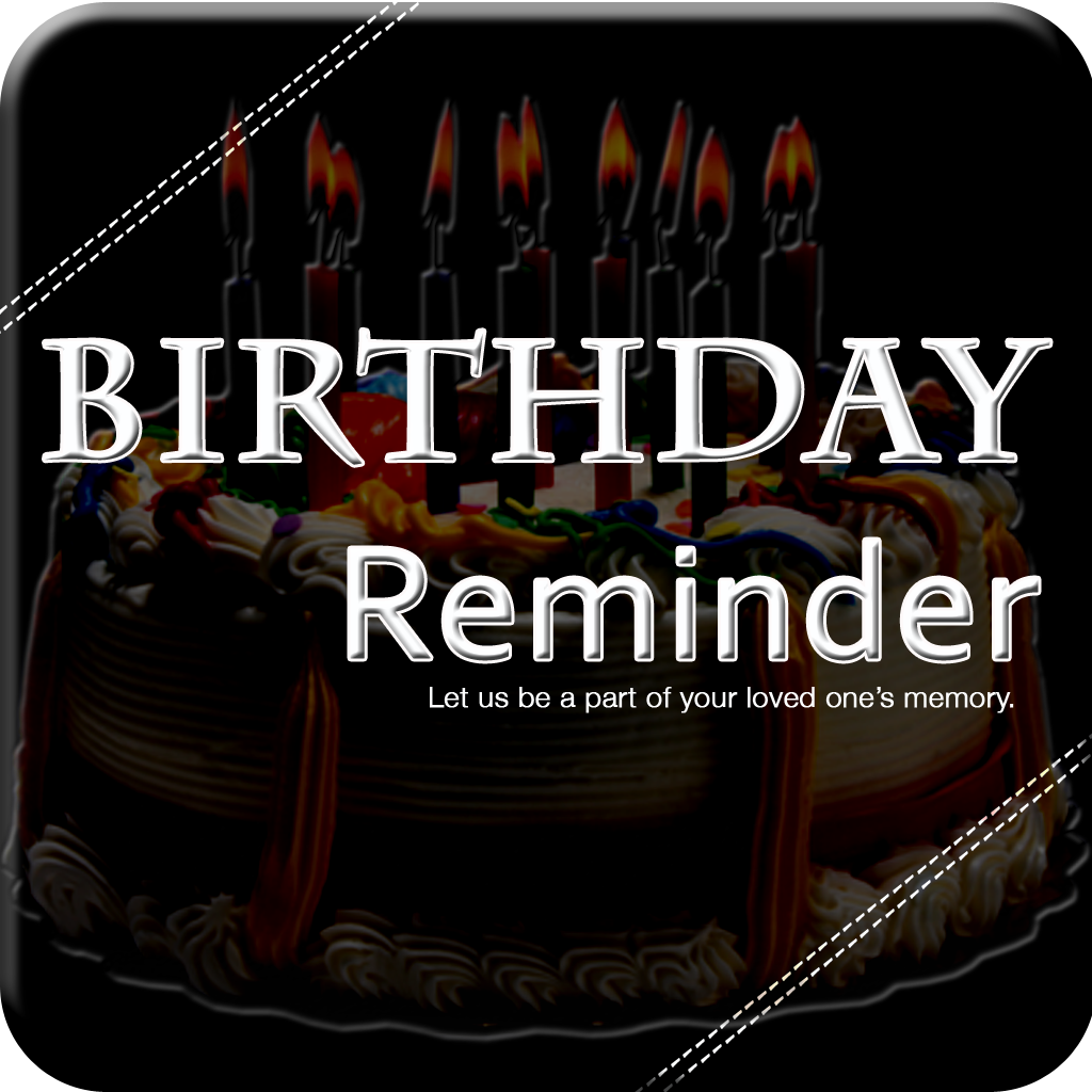 Happy Birthday HD Reminder N Invitation App Store Revenue - Birthday party invitation reminder