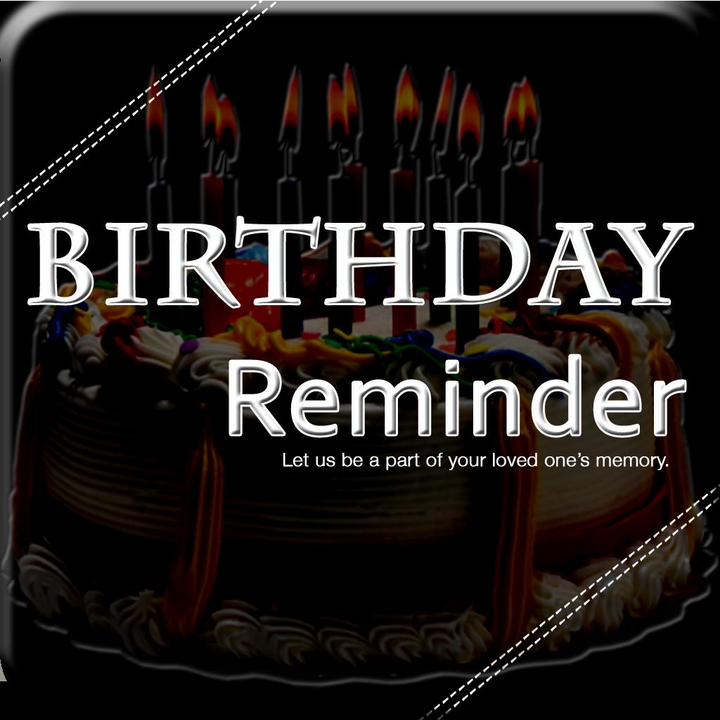 Happy Birthday HD Reminder N Invitation App Store Revenue - Birthday party invitation reminder