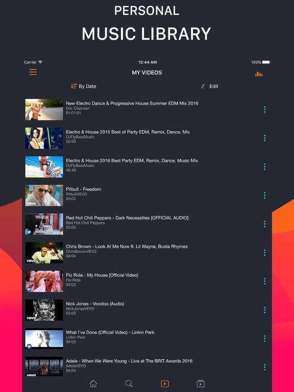 TubeMe - Trending Free Music Video Player for Youtube Music