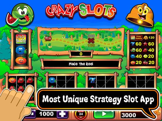 Crazy slots casino