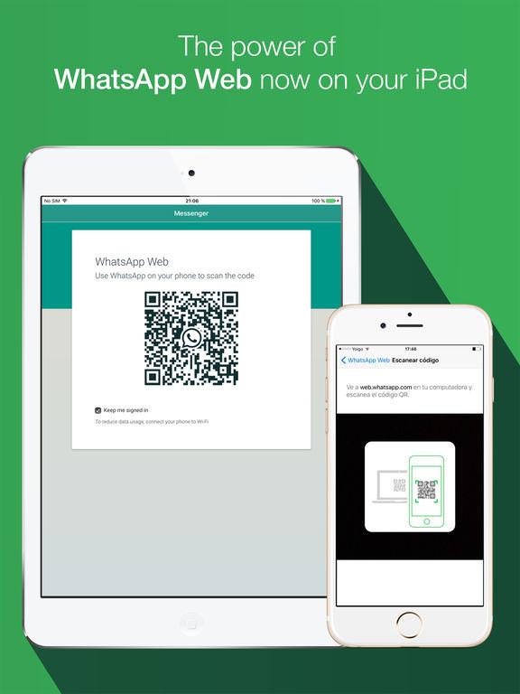 Whatsapp app free download for ipad