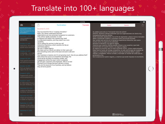 sc552x414 TextGrabber + Translator is a free App of the Week