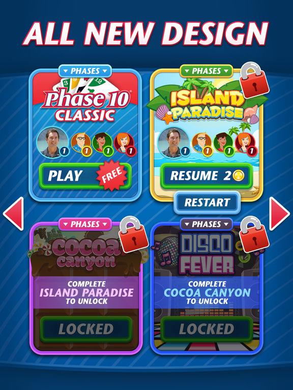 Phase 10 App Multiplayer