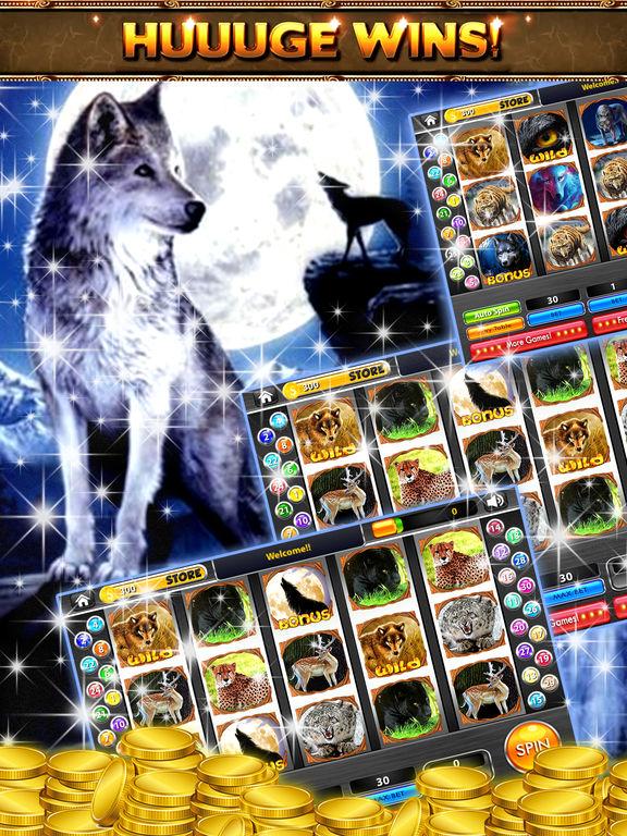 Wild Wolf Casino Games