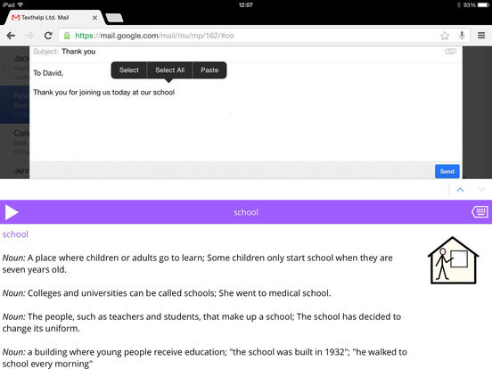 Texthelp PDF Reader App