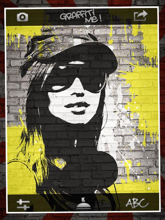 Graffiti Me!™ Screenshots