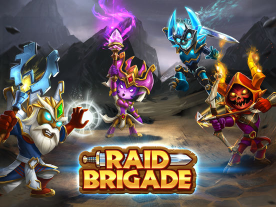 Raid Brigade Screenshot