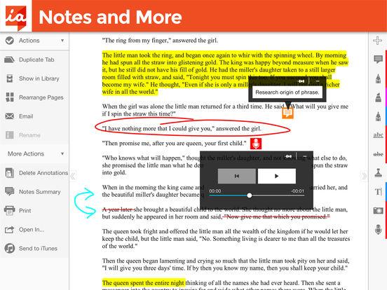 iannotate pdf ipad