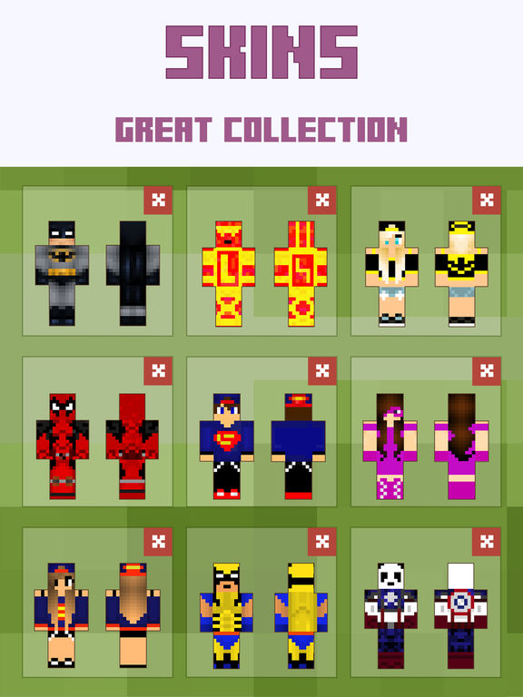 My Photo to Skin for Minecraft PE & PC - Skins Maker ( Free ) by