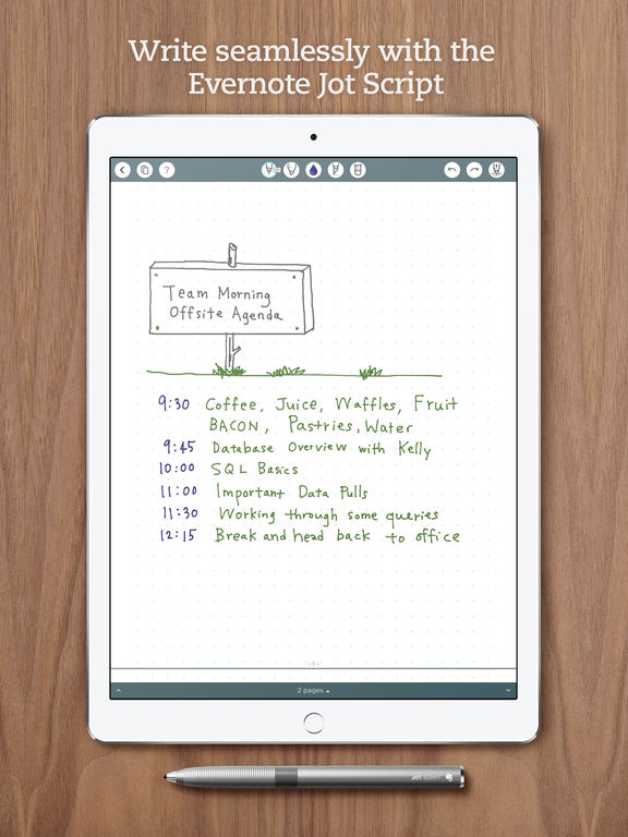 6 Best Handwriting Apps for iPad and iPhone 2018