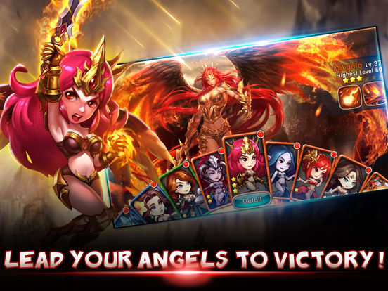 League Of Angels Fire Raiders Ipa Cracked For Ios Free Download