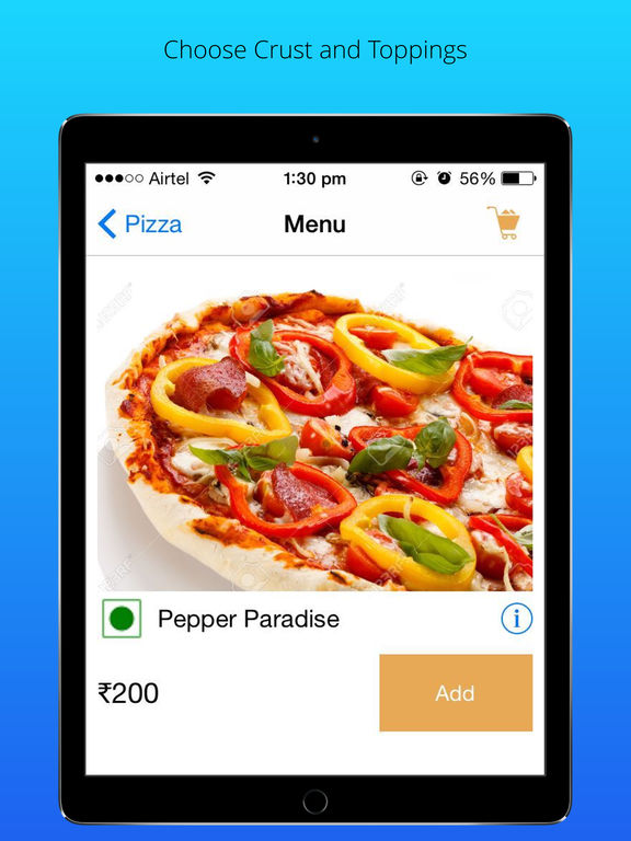 New Food Ordering Apps Promo