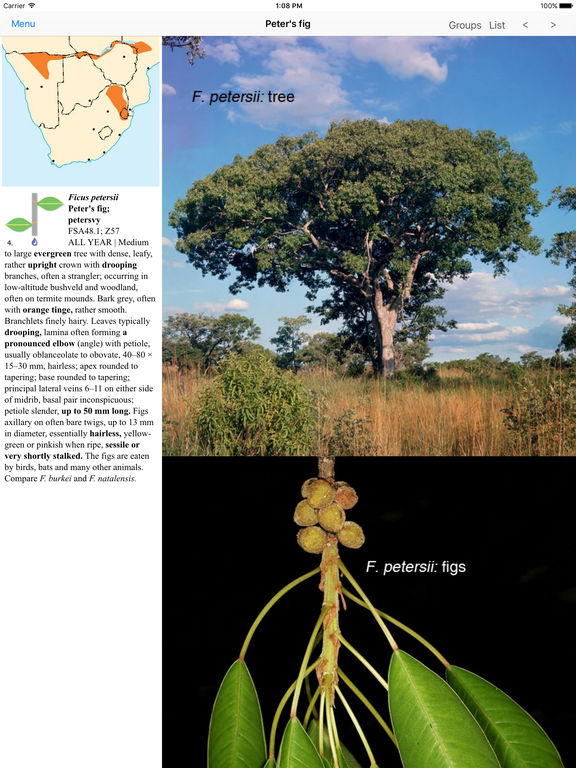 sasol ebirds of southern africa ipad