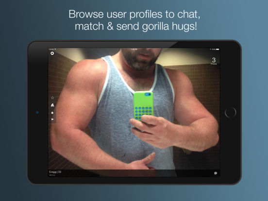social- networking gay chat service
