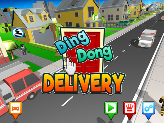 App Shopper: Ding Dong Delivery (Games)