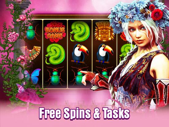 Wild Orchid Slot Machine Online