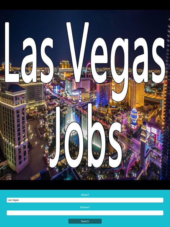 Search Las Vegas jobs and find great employment opportunities. Browse Monster's collection of full time and part time jobs in Las Vegas, Nevada and build your career today.