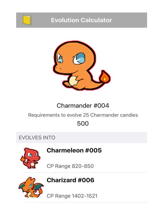 Poke Locator - CP & IV Calculator for Pokemon GO