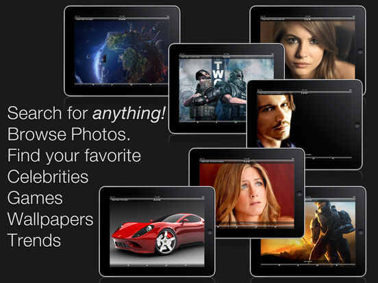 picTrove Pro - image search for iOS 6+ Screenshot