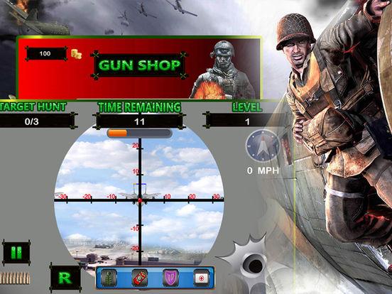 Jet Shooter Clash - A Full Clan-ipad-4