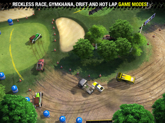 Reckless Racing 3 Screenshot