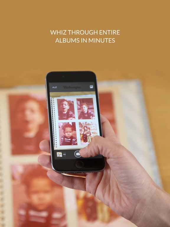 Photomyne Pro - Album Scanner Screenshot