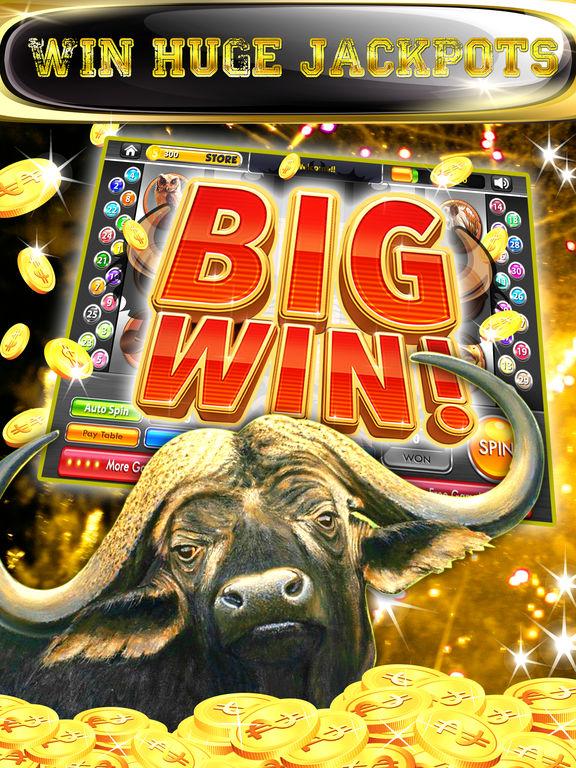 Buffalo slot online free