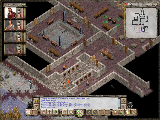 Avernum: Escape From the Pit HD Screenshot