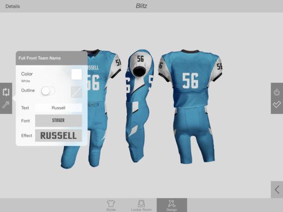 App Shopper: Uniform Builder (Sports)