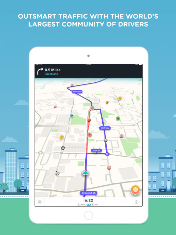 The best iPhone apps for traffic information - appPicker