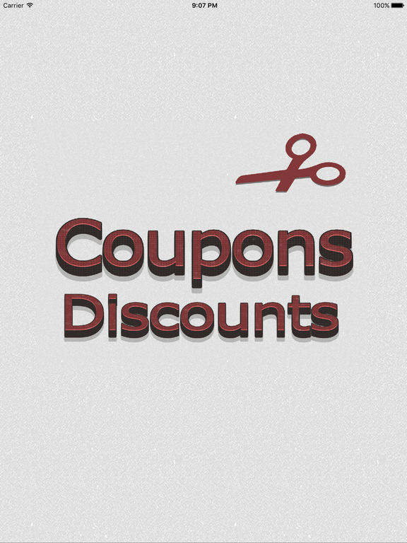 Coupons for Gettington App-ipad-0