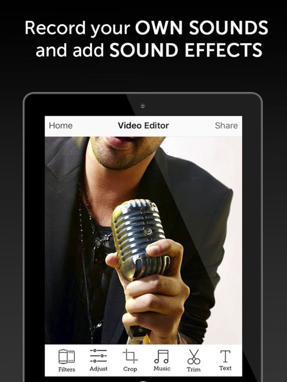 Video Music Editor PRO IPA Cracked for iOS Free Download