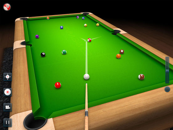 3D Pool Game HD Screenshots