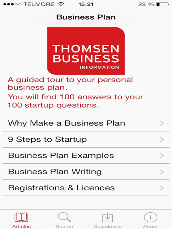 Business plan template for entrepreneurs startups on the for Social entrepreneurship business plan template